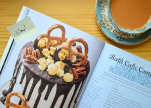 Bath Cook Book Bath Cake Company