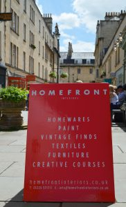 Homefront Interiors Bath