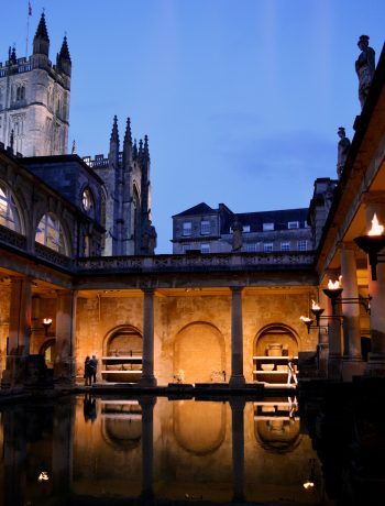 Bath at Twilight